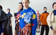 Conceptos de moda clave para Otoño Invierno 2018-19 Trends 2018, Fall Trends, Fall Winter, Moda Trend, Pullover, Milano, Erika, Key, Color