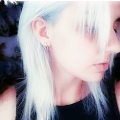 Whitehair by Anahair