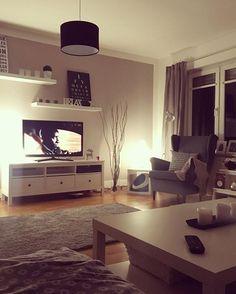 Endlich hab ich ihn, den Strandmon Sessel Passt perfekt zum Rest würd ich sagen. #strandmon #ikea #home #interior #love