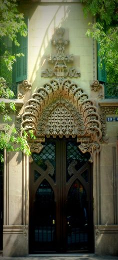Beautiful Doorway~