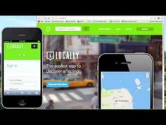 Mobile GPS Location Sharing with Locally