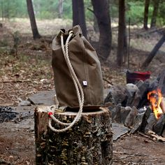 (vía Best Made Company — The Best Made Ditty Bag)