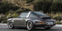 La première Porsche 911 Targa 4.0 par Singer | SpeedGuerilla