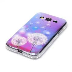 Win 2 Duos TV Glossy Blue Ray Soft TPU Case Cover For Samsung Galaxy Core Prime G360F G360H G360G G360BT  Capa Celular