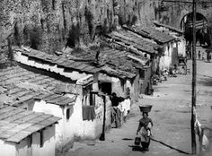 ROMA Via del Mandrione (1956):