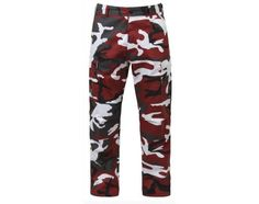 Red Camo BDU Pants | Vermont's Barre Army Navy Store