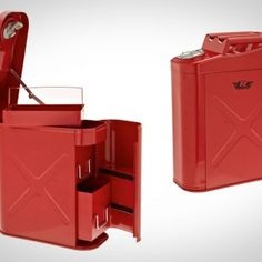 RAMPAGE TRAIL CAN UTILITY TOOL BOX