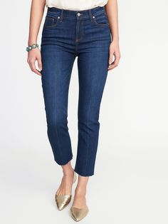 High-Rise The Power Jean, a.k.a. The Perfect Straight for Women   Old Navy