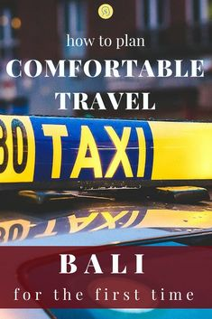 Bali transport guide details all ways, prices of taxi, car rental, fast boat and flights to travel to Bali and how to visit the Gili, Lombok & Java Islands. Bali Travel Guide, Packing List For Travel, Packing Tips, Bucket List Before I Die, Plan My Trip, Fast Boats, Cheap Holiday, Lombok, Car Rental