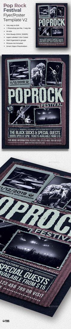 Minimal Black and Gold Flyer Template V1 Flyer template, Minimal - black flyer template