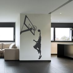 basketball Wall sticker