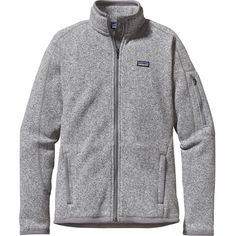 Patagonia Better Sweater Jacket ($90) ❤ liked on Polyvore featuring jackets and patagonia