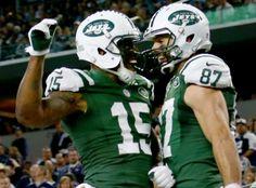 Riding Brandon Marshall and Eric Decker continues paying off for... #Jets: Riding Brandon Marshall and Eric Decker continues paying… #Jets