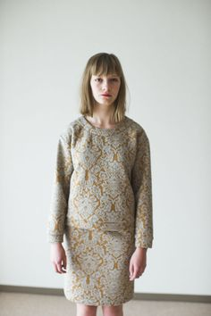 SINDEE 14A/W 「ARABESQUE TOP」&「ARABESQUE SK」