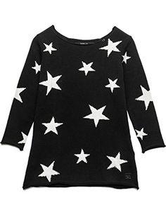#Replay #Mädchen #Pullover #SG5131.050.G21172, #Schwarz #(Black #98), #128 #(Herstellergröße: #8A) Replay Mädchen Pullover SG5131.050.G21172, Schwarz (Black 98), 128 (Herstellergröße: 8A), , Der Pullover begeistert alle und zwar von Beginn an. Der Pulli von Replay bingt uns den Sternen etwas näher., Qualitativ hochwertig verarbeitet, , ,