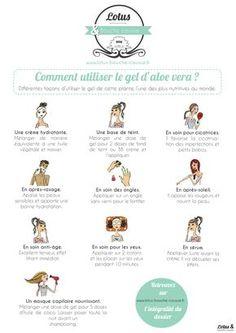 Un soin quotidien pour la peau, à la fois naturel et ultra-efficace sans se ruiner ? Vous allez adorer le gel à l'Aloé Vera et ses 150 nutriments !