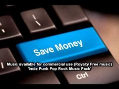 Indie Punk Pop Rock Music Pack - Royalty Free | Background Commercial Music