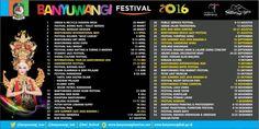festival di banyuwangi jawa timur