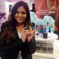 Beth I'm so proud of all the things you have done! And thank you for being so kind and thank you for helping all of your Motavators! Vogue Photo, Bethany Mota, Love To Meet, Soul Sisters, New Fragrances, Teen Vogue, Always And Forever, Celebs, Celebrities