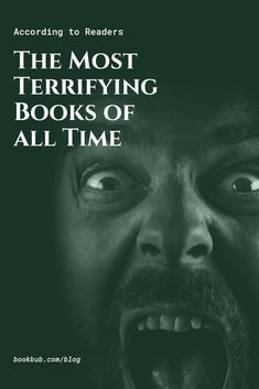 If you like the adrenaline rush that scary books provide, then check out this reading list of books terrified our readers. Summer Reading Lists, Beach Reading, Book Challenge, Reading Challenge, Good Books, Books To Read, My Books, Types Of Books, Horror Books