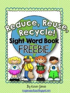 FREE Earth Day book for kids!