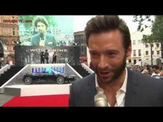 ▶ Hugh Jackman The Wolverine Audi R8 Premiere Sexy Commercial Trailer 2013 Carjam TV HD - YouTube