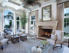 Highland Beach, FL | Marc-Michaels Interior Design, Inc.