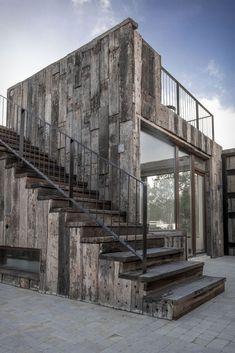 Gallery of Machagua House / Croxatto y Opazo Arquitectos - 2