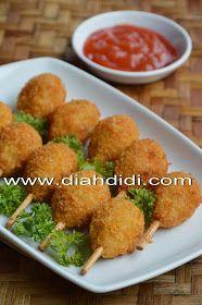 Diah Didi's Kitchen: Kaki Naga
