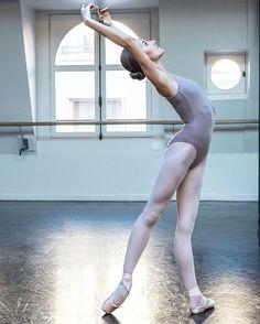 "lordbyron44: "" Ballerina @mariamrtn - Paris Opera Ballet School, Vaganova Ballet Academy - Photo by Darian Volkova """