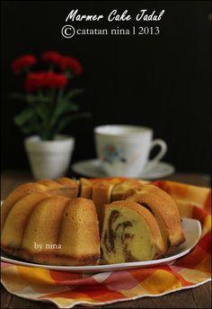 Catatan Nina: MARMER CAKE JADUL (BMS #2)