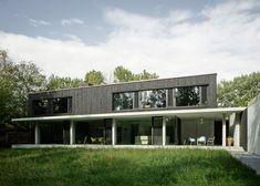 Einfamilienwohnhaus by MZLD