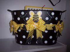 Bumble Bee Teacher's Book holder