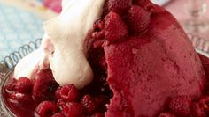 Click the image for the great dessert recipe for Summer Pudding!