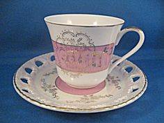 Stylecraft Cup and Saucer. Click on the image for more information.