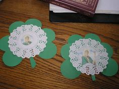 Saint Patrick craft