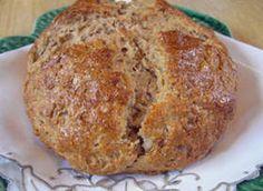 IRISH SODA BREAD  Classic soda bread and cranberry brown sugar variation - YUM!