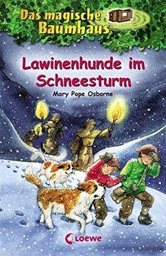 Das magische Baumhaus - Lawinenhunde im Schneesturm: Band 44 von Mary Pope Osborne http://www.amazon.de/dp/3785574169/ref=cm_sw_r_pi_dp_F7a8wb0D5VEY6