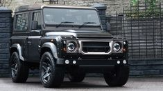 Land Rover Defender X-Lander Front Grille With Headlight Surrounds Accessory by…