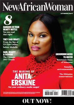 Welcome to Zeal live Blog: Celebrating Inspiring, Successful Journeys.: Media Personality Anita Erskine covers New African...