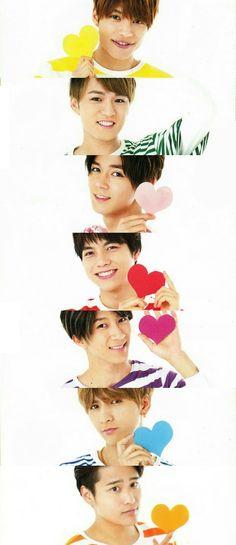 ジャニーズwest Johnny's west hearts wallpaper Go West, Heart Wallpaper, Celebrities, Celebs, Celebrity, Famous People