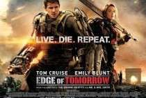 Edge of Tomorrow (2014) Full Movie