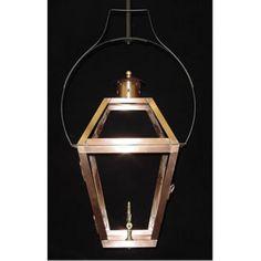Charleston Yoke Mount Lantern - Hanging Lanterns - Best Sellers - French Market Lanterns