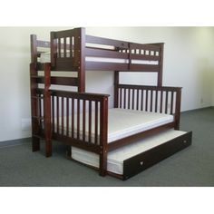 1000 Images About Cottage Bunks On Pinterest Queen Bunk
