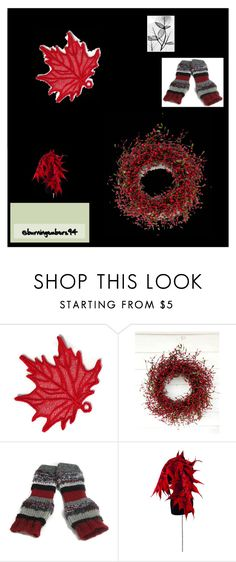 """Reds"" by keepsakedesignbycmm ❤ liked on Polyvore"