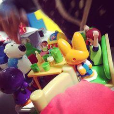 #즐거운#식사시간#플모#뽀로로#플레이모빌#playmobil #directorSKY#먹스타그램