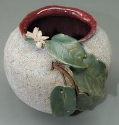 Pinch Pots Flowers | Pinch Pot Info - Regatta's Art Stuff :)