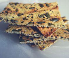 Lchf, Good Food, Bread, Vegan, Ethnic Recipes, Brot, Baking, Breads, Vegans