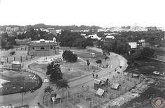 Jardín Zoológico en construcción, Buenos Aires 1875.