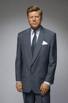 United States Presidents Gallery at Madame Tussauds DC: John F Kennedy